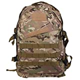 Imported 3D 40L Waterproof Tactical Military Backpack School Hiking Travel Bag CP