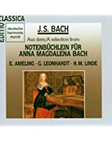Le Petit Livre d'Anna Magdalena Bach (extraits)