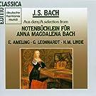 Aus Dem Notenbuchlein F�r Anna Magdalalena Bach