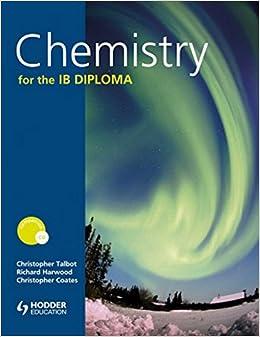 chemistry for the ib diploma cambridge pdf