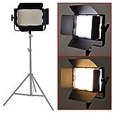 Bestlight® 900 LED Professional Photography Studio Video Light Panel Camera Photo Lighting U Shape Bracket