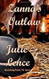 Zanna's Outlaw (Revolving Point, TX Series)