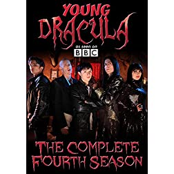 Young Dracula - The BBC Series; The Complete Fourth Season -3 DVD Set