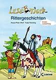 Lesetiger Rittergeschichten / Ritterburg in Gefahr. Wendebuch - Klaus-Peter Wolf, Susanne Blesius