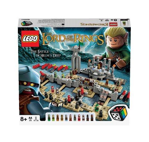 Lego Spiele 50011 - Herr der Ringe: Die Schlacht um Helms Klamm