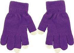 True Gear Touch Gloves (purple)