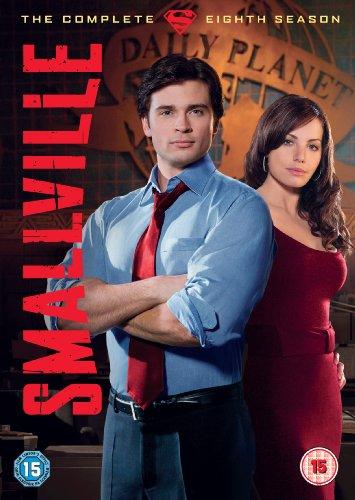 Smallville – The Complete Season 8 [DVD]