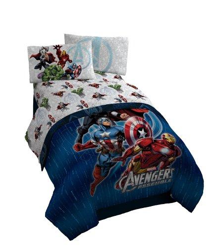 Lovely  Sheets MARVEL Avengers Sheet Set