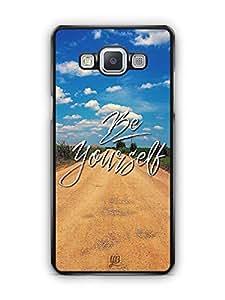 YuBingo Be Yourself Designer Mobile Case Back Cover for Samsung Galaxy A5