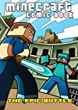 Minecraft Comic Book: The EPIC Battle (CreeperSlayer12 series, Part 3)