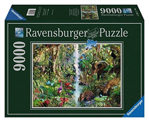 Ravensburger 17801 - Dschungel Tiere - 9000 Teile