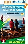 Rother Wanderbuch Wochenendtouren Bay...