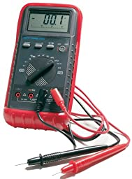 Ancor 702078 Marine Grade Electrical 15-Function 32-Range Autoranging Digital Multimeter