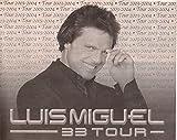 Luis Miguel original clipping magazine photo 1pg 8x10 #Q9058