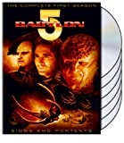 Babylon 5: Complete First Season [DVD] [2009] [Region 1] [US Import] [NTSC]