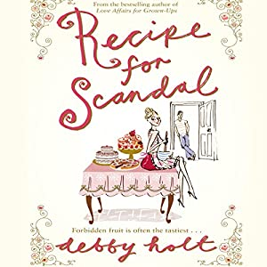 Recipe for a Scandal Audiobook