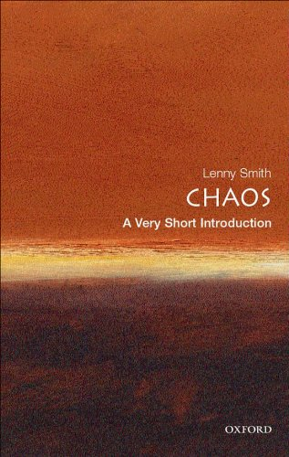 Chaos:A Very Short Introduction