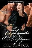 The Good Sinner's Naughty Nun (The Conquerors Book 4)