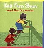 """Afficher """"Petit Ours Brun n° 1 Petit Ours brun veut être le premier"""""""