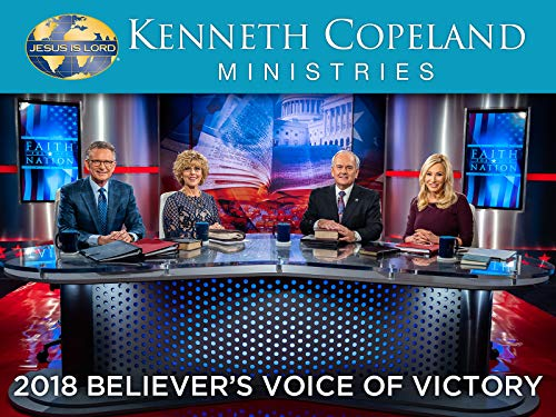 Kenneth Copeland 2018 on Amazon Prime Video UK