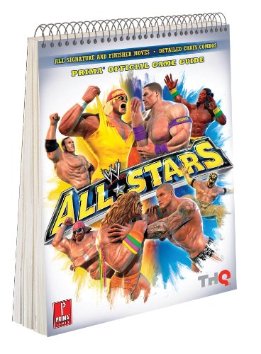 WWE All Stars: Prima Official Game Guide (Prima Official Game Guides)