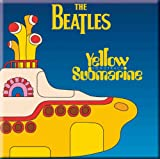 Beatles yellow Submarine Songtrack steel fridge magnet (ro)