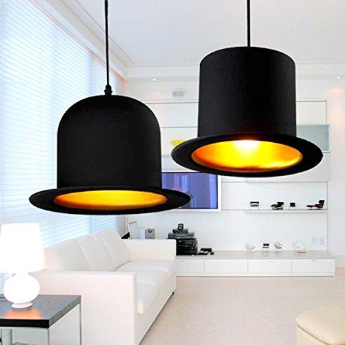 Stg Britain Style Top Hat Suspension Pendant Lights Ceiling Lamp