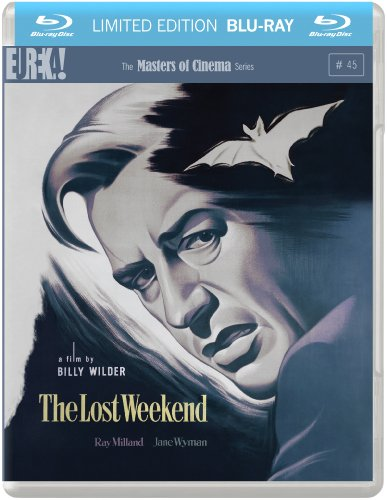 The Lost Weekend [Masters of Cinema] (Blu-ray) [1945] [Reino Unido] [Blu-ray]
