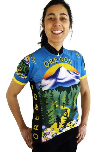 Buy Low Price Women's Oregon Short Sleeve Jersey (B008WICVAO)
