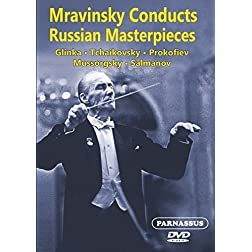 Mravinsky Conducts Russian Masterpieces