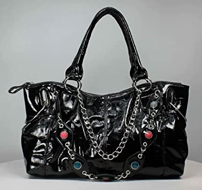 B&D Hobo Make A Bold Statement With This Wild And Unforgettable Handbag.