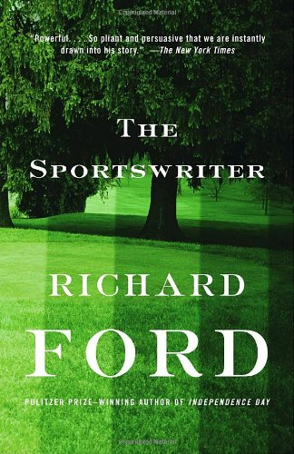 The Sportswriter: Bascombe Trilogy (1) ISBN-13 9780679762102