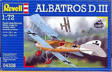 Revell - Maquette - Albatross D Iii  - Echelle 1:72