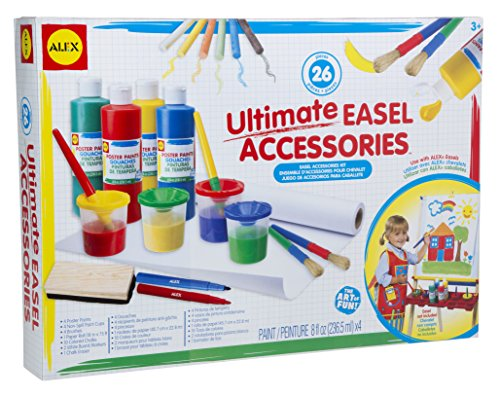ALEX Toys Artist Studio Ultimate Easel Accessories (Wall Painting Accessories compare prices)