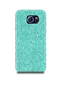 Blue Sparkle Samsung S7 Case