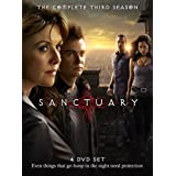 Sanctuary - Season 3 [DVD]by Amanda Tapping