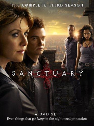 Sanctuary - Season 3 [DVD]