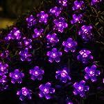 Innoo Tech 50 LED Solar Powered Fairy...
