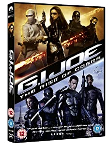 G.I. Joe: The Rise of Cobra [DVD]