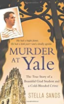 Murder at Yale, by Stella Sands