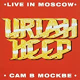 Live in Moscow by Uriah Heep