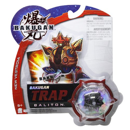 Bakugan Trap - Baliton - Marble Color Varies - 1
