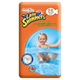 Huggies Little Swimmers Size 5-6 Medium 11 per pack case of 1