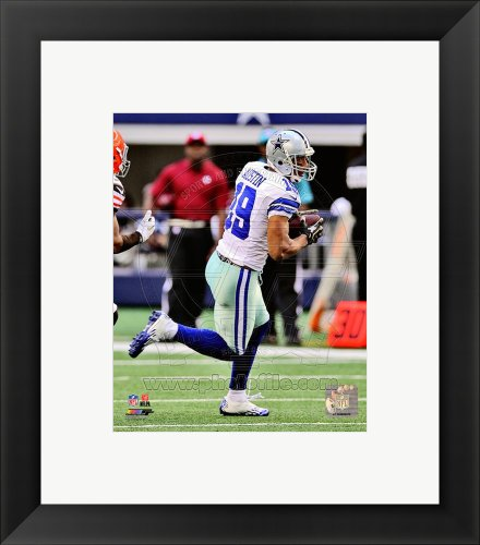 Miles Austin 2012 Action Framed Photo, Size 14.75 X 16.75 at Amazon.com