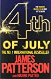 James Patterson With Maxine Paetro 4th of July (Womens Murder Club 4)