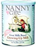 Nanny Care Growing Up Goat Milk Powder 400 g (Pack of 2)