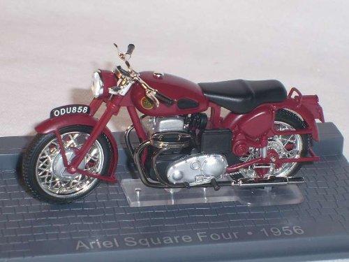 ariel Square Four 1956 1/24 Altaya By ixo Modellmotorrad Modell Motorrad SondeRangebot