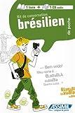 Kit de conversation brésilien de poche (1CD audio)