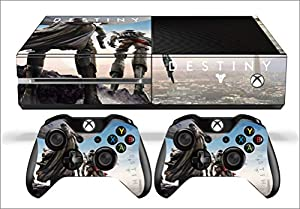 Amazon.com: Destiny Xbox One Skin: Video Games Xbox One Skins Amazon