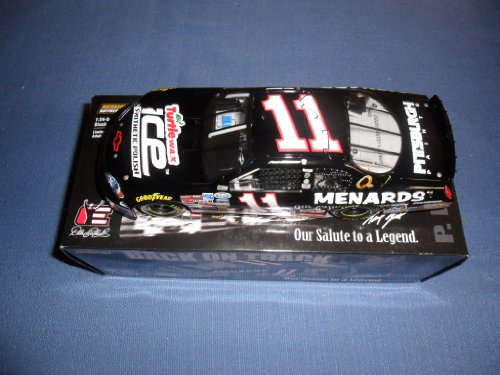 Buy 2006 NASCAR Motorsports Authentics . . . Paul Menard #11 Menard's 3 Days of Dale Chevy Monte Carlo SS 1 24 Diecast . . .... by NASCAR
